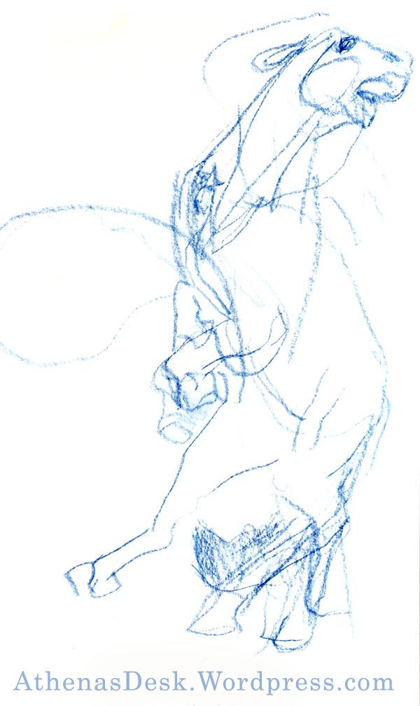 lefthandhorse